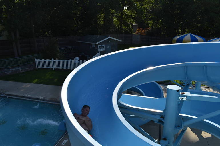 PHOTOS: Even During Pandemic, Folks Keep Cool at Westfield Memorial Pool