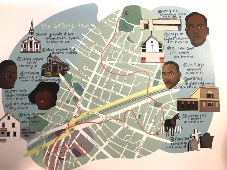 Westfield Invites Public on Tour of Town's African American History