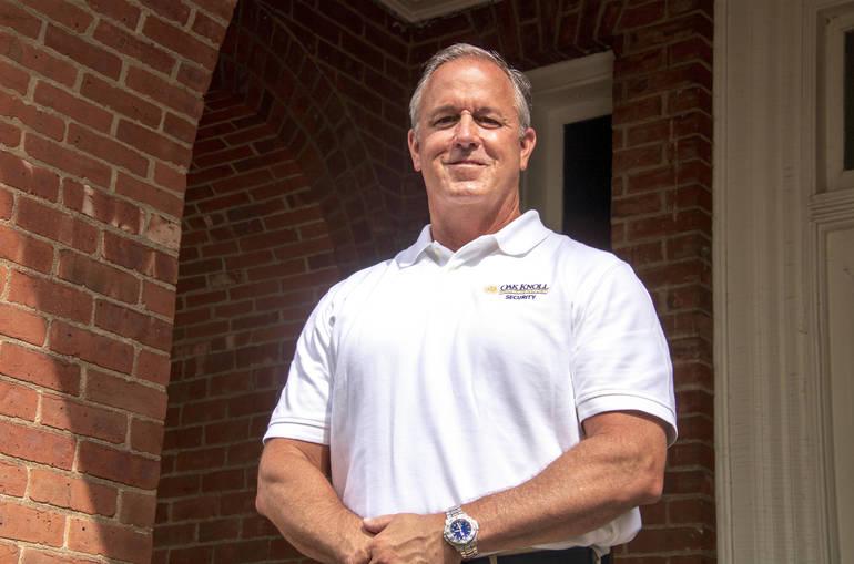 Robert Weck Named Oak Knoll School Head of Security
