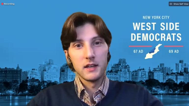 Eight Dems Headline Mayoral Forum