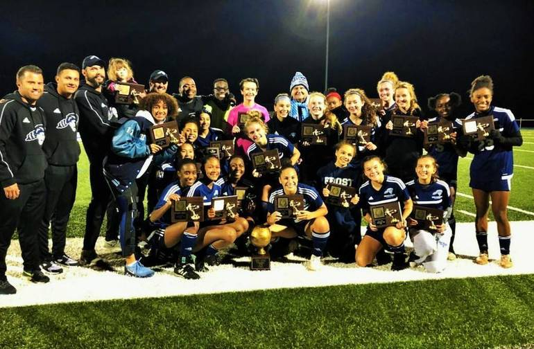 west orange gsoc team photo after county final.jpg