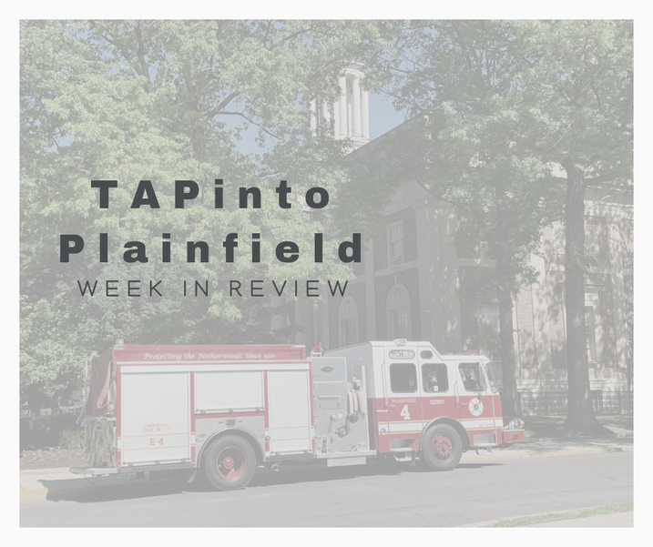 Plainfield Week in Review: Fire Displaces 11, New School Named, Attendance Campaign, and more