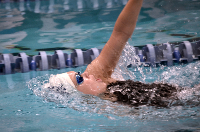 Westfield's Abby McKinney wins the 200 IM.png