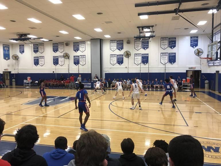 Westfield-Plainfield boys basketball