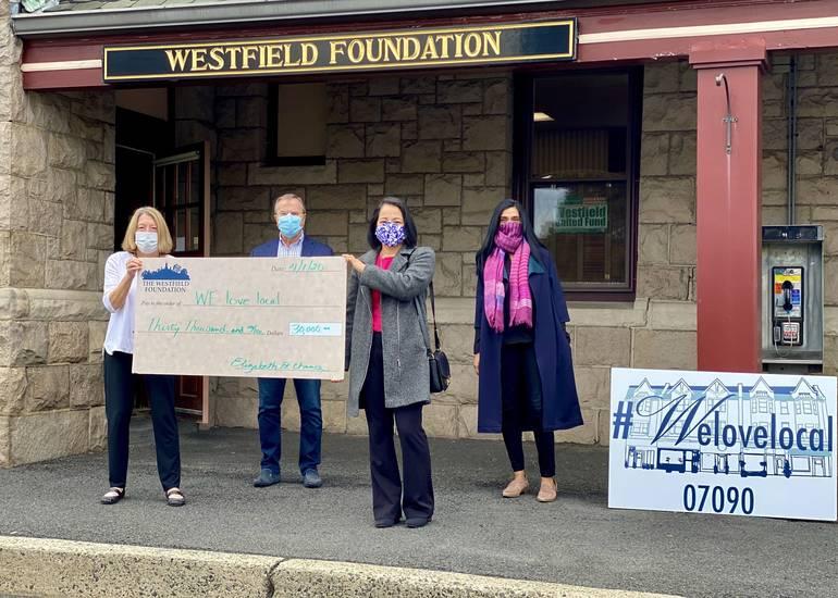 Westfield Foundation #WeLoveLocal