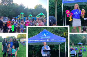 Wayne's Children and Parents Take-In Positive Lessons at the Summer Wellness Celebration