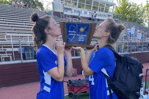 Girls Lacrosse: Westfield Wraps Season With Sectional Title, Showing at State Final