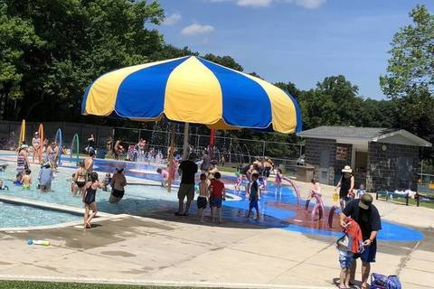 New Season At Westfield Public Pool Brings More Amenities Higher Fees For Day Passes Tapinto
