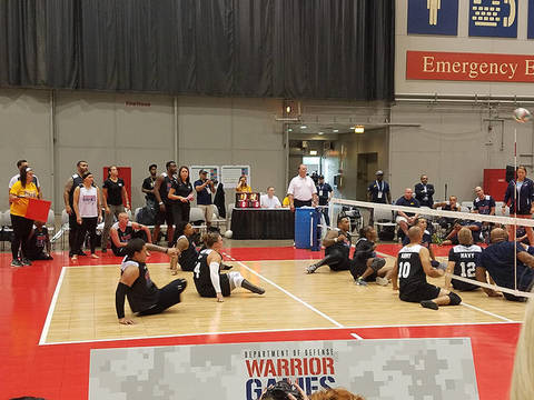 Top story 0195d1297d21ef1bcafe web dod warrior games sitting volleyball