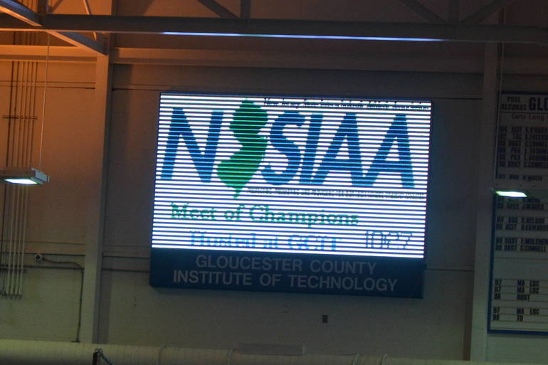 NJSIAA Meet of Champions on Feb. 29, 2020