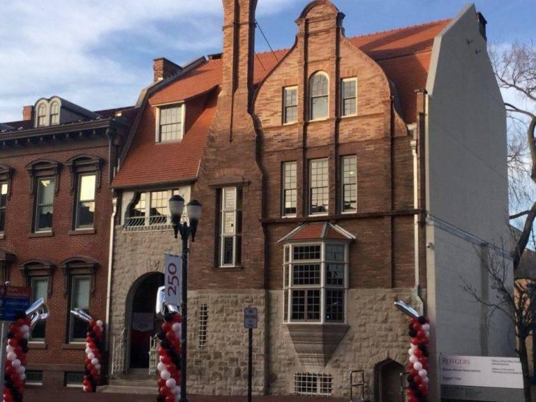 Veterans Writing Program at Rutgers–Camden Receives State Nonprofit Grant