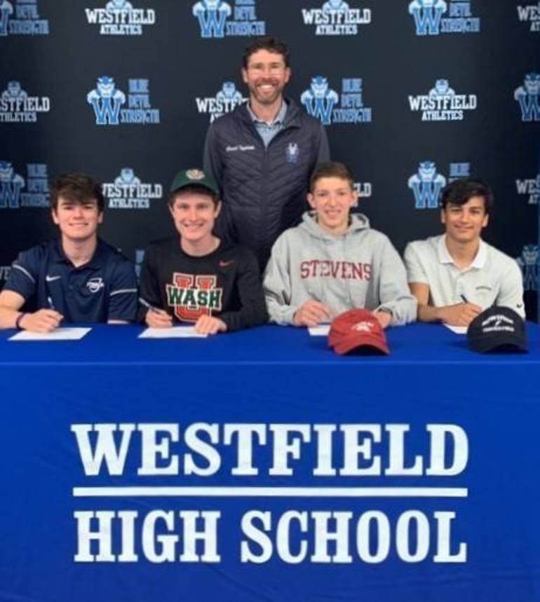 Westfield High: 17 Westfield Student Athletes To Continue Their Sports In