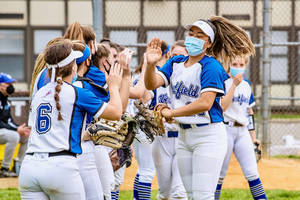 Softball: Westfield's Lady Blue Devils off to a 7-0 Start