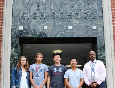 4 Westfield High School Seniors Advance in National Merit