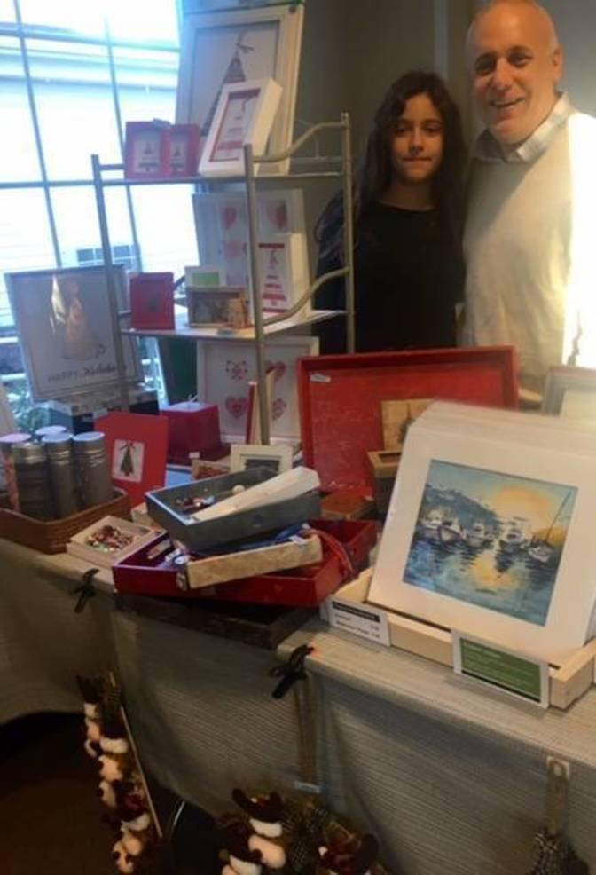 Unique Arts and Crafts at Winter Market