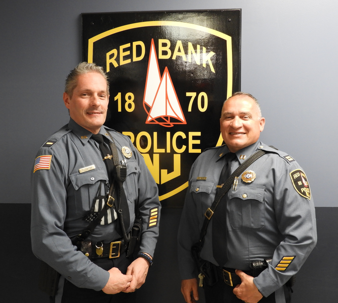 All in the (Clayton) Family – Over 120 Years of RBPD Service