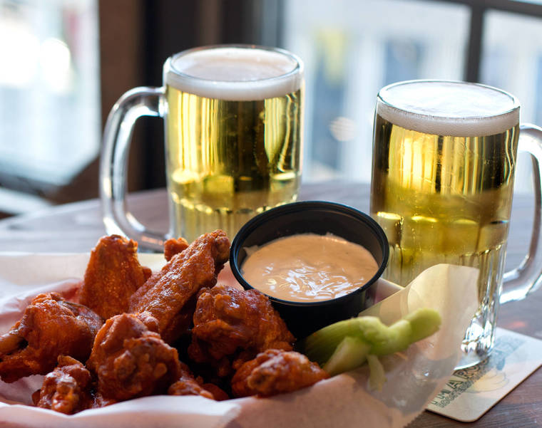 Rooster's Wings & Brew