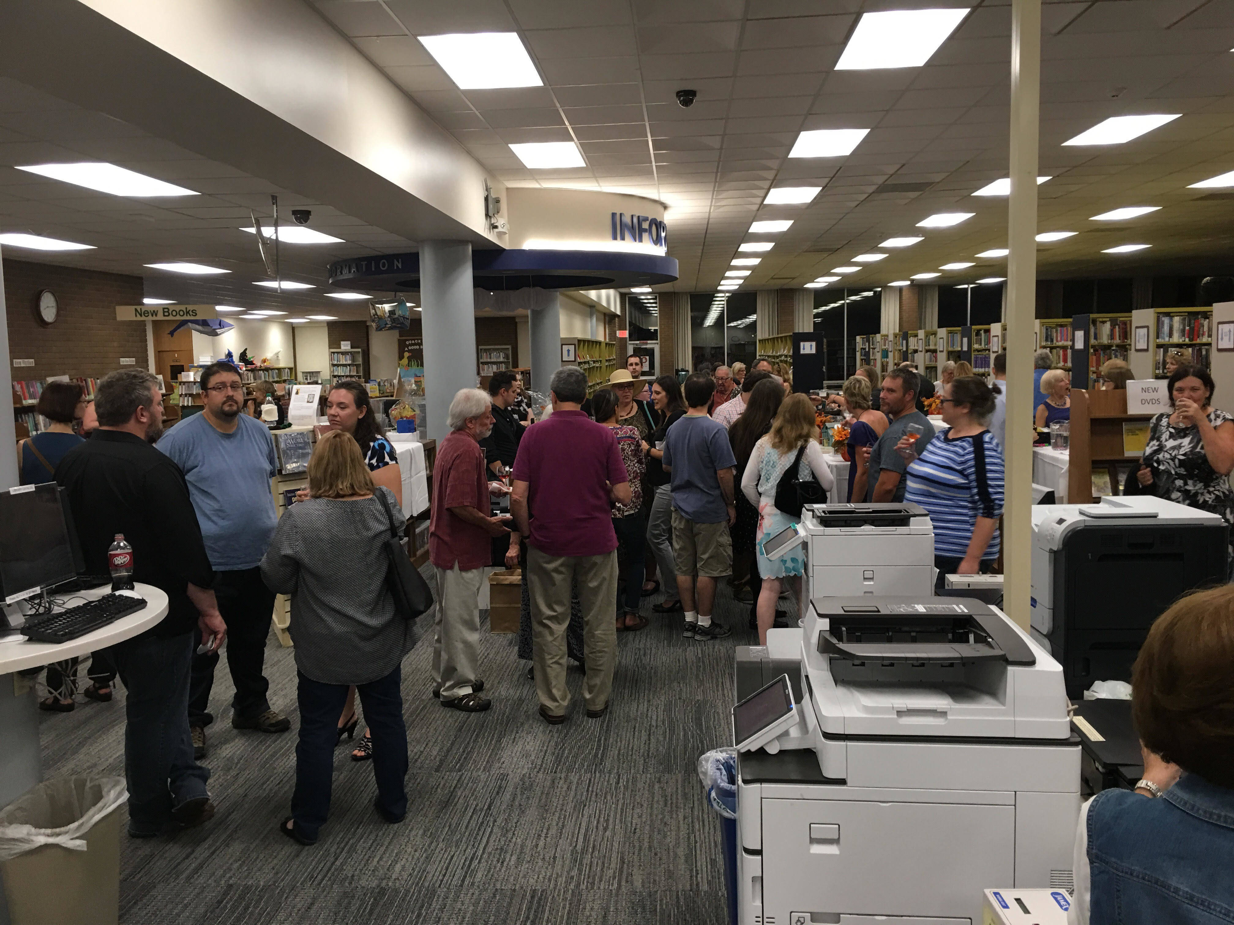 Friends of Olean Library