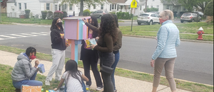 Donations Help to Bring More Little Free Libraries to Roselle