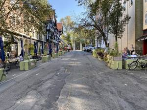 Witherspoon's Future: Part 1 - Can it Survive By Putting Pedestrians Ahead of Cars?