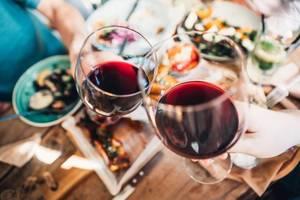 5 Tasty, Healthy Food and Wine Pairings