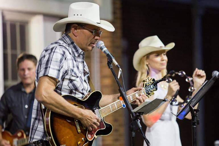 Wolf Creek performs in Scotch Plains on Thursday, August 15.