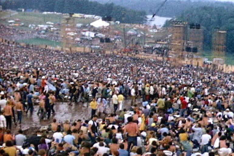 Woodstock tents
