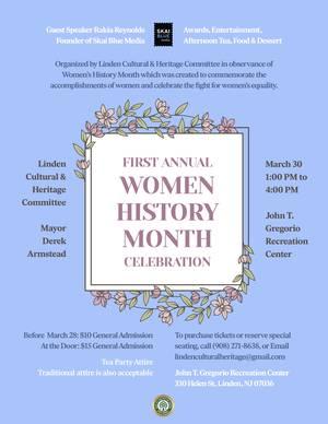 Carousel image 5c827997e8111d16d83a woman history celebration 2019