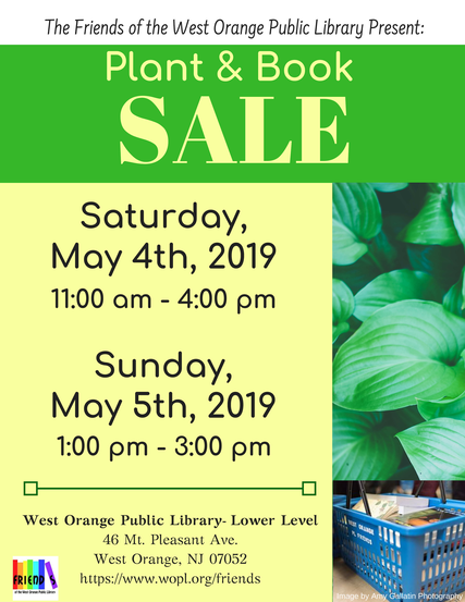 Top story 73f8fcb971c75e5df5b2 wopl book  plant sale.050419