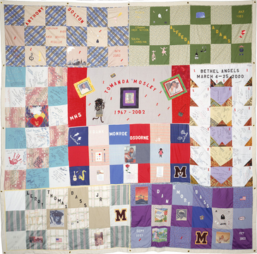 Top story 91b04f38a2fb3e1e30cc world aids day quilt.morristown panel
