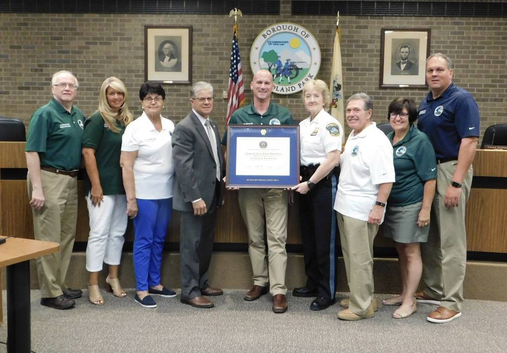 Woodland Park Police Department Recieves Formal Accreditation
