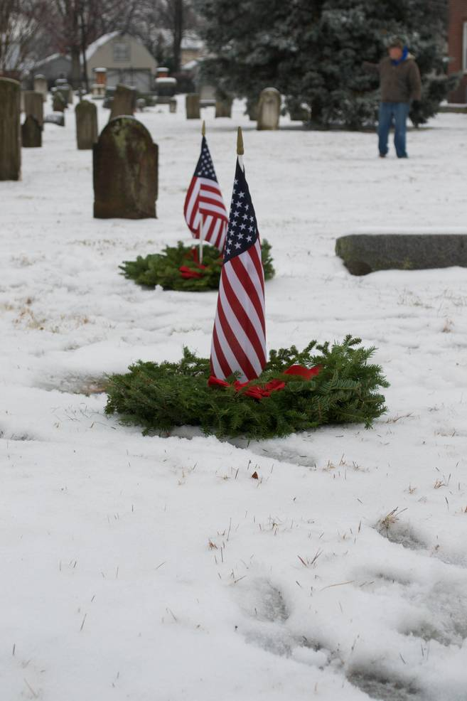 Wreaths Across America at Scotch Plains Baptist Church