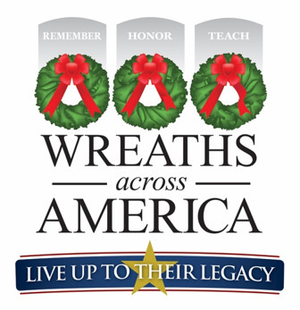 Red Bank Veteran and Crew Honored by Wreaths Across America