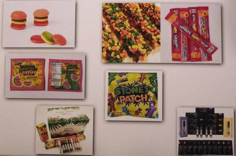 Laced Candy Seized in Record Drug Bust, Dozens Charged in Monmouth County and Beyond