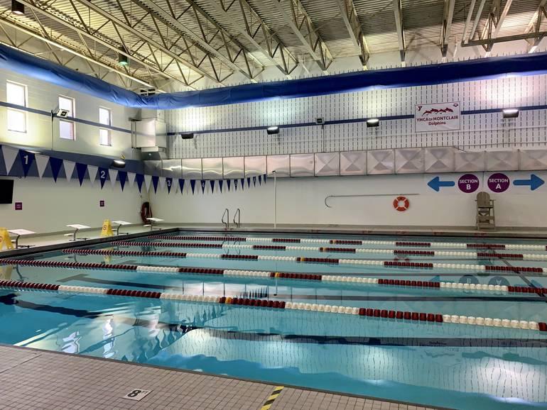 YMCA of Montclair Large Pool