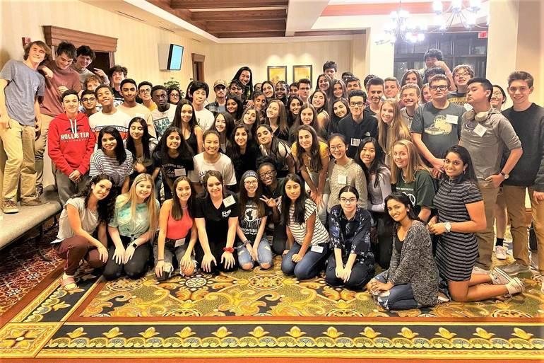 YMCA High School Delegates
