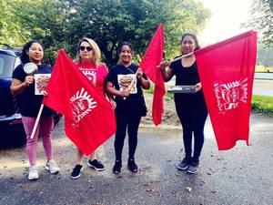 Carousel image 2bd55d704952d4667e1e y nosotros que activists assemble at murphy s mansion july 21 2021