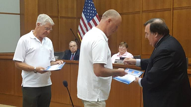 Father and Son Recognized for Military Service | TAPinto