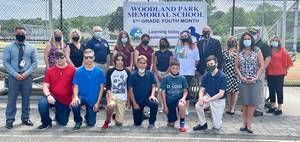 Woodland Park Youth Month Participants Meet With Local Officials