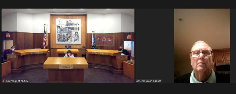 Raymond Reddin named Nutley Municipal Township Prosecutor during BOC meeting