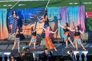 Hunterdon Central Holds Annual Musical