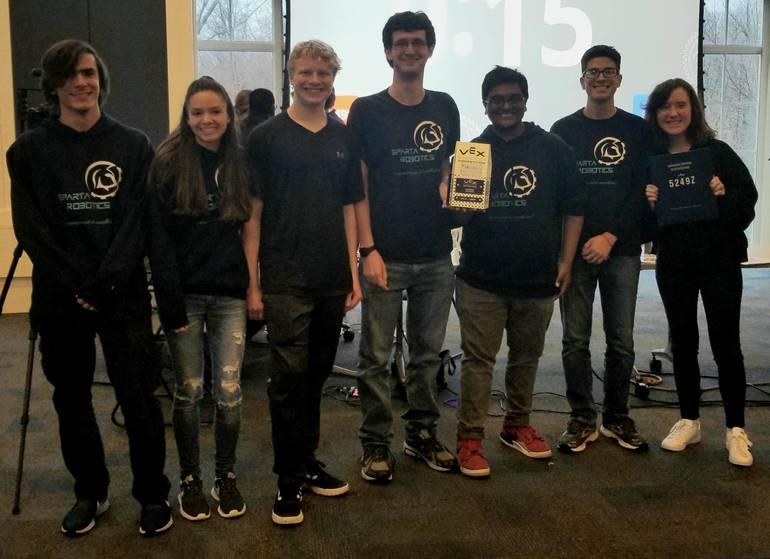 Z Team at TCNJ Judges Award.jpg