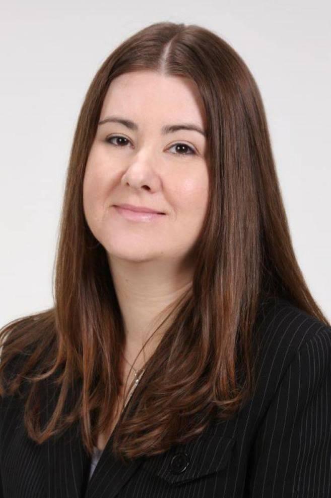 Zuzana Harvis, PMP, Senior Business Process Manager