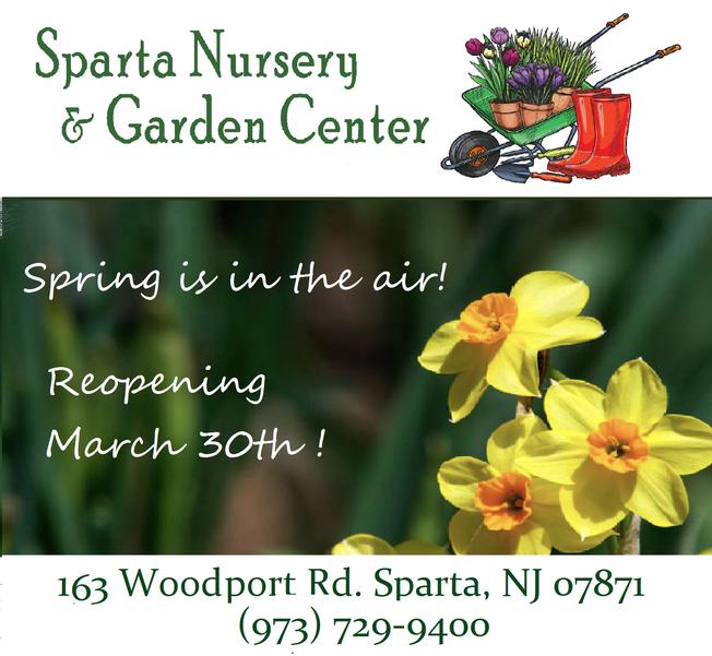 Sparta Nursery and Garden Center