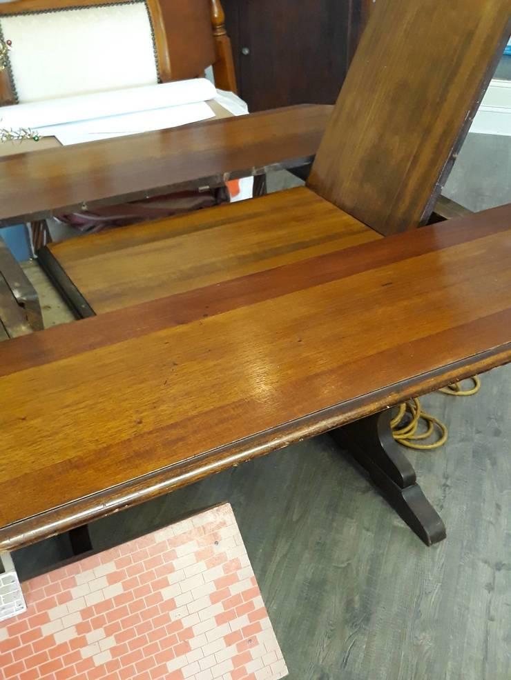 antique spring pocket table