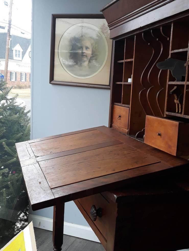 Beautiful antique writing desk