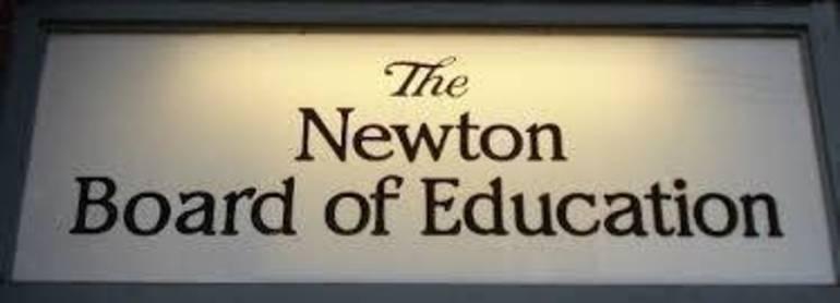 Newton Board of Education Virtual Meeting Notice