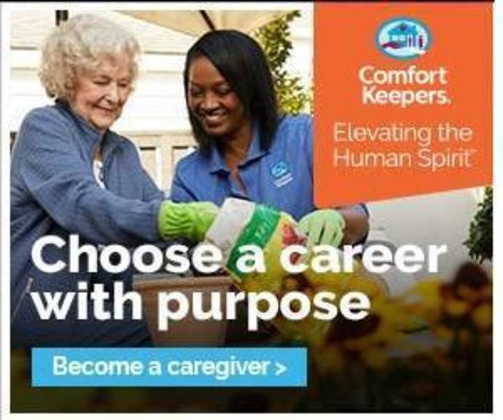Comfort Keepers -- Certified Home Health Aide - Hourly