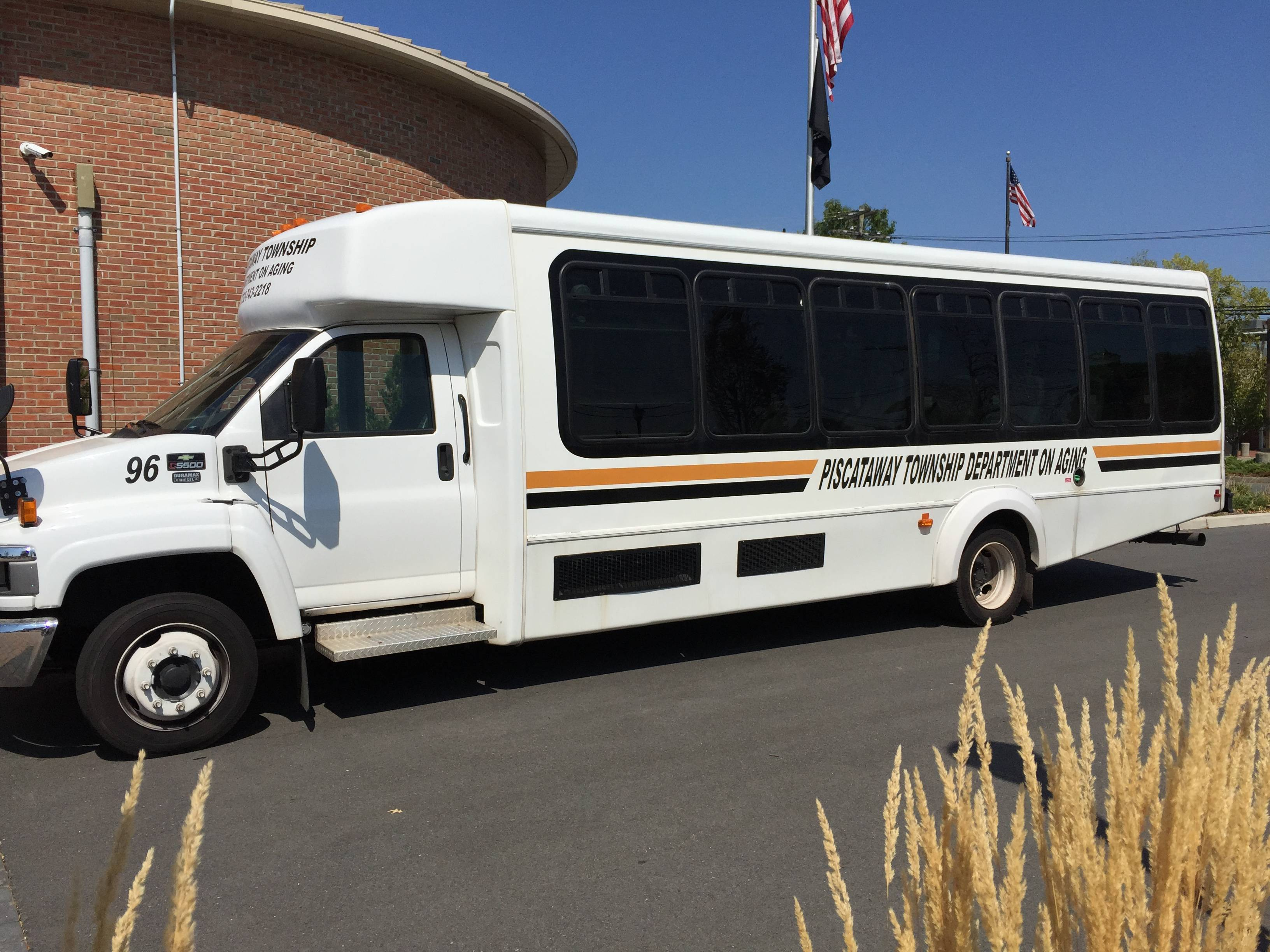 Bus Drivers Needed for the Piscataway Township Senior Center