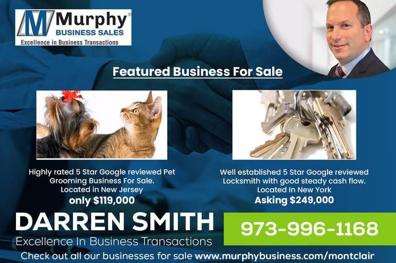 Businesses For Sale - #1 Business Broker - Darren Smith